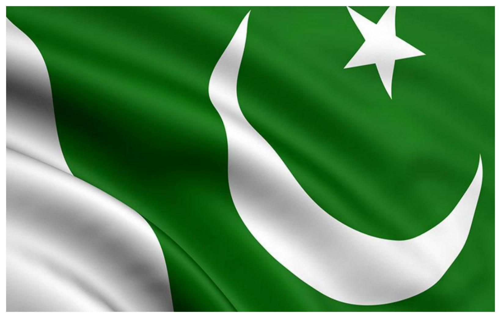 pakistani flag pictures photos