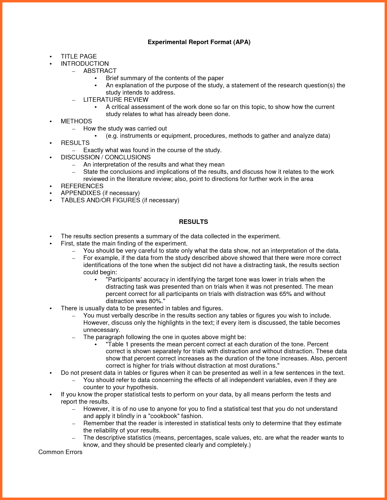 ? Sample apa style paper template. Formatting APA Paper Cover Page And Referencing The Bibliography. 2019-02-08