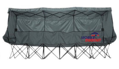 camping chairs with canopy dorado office chair mobiledugout s blog mobile dugout 6 seater