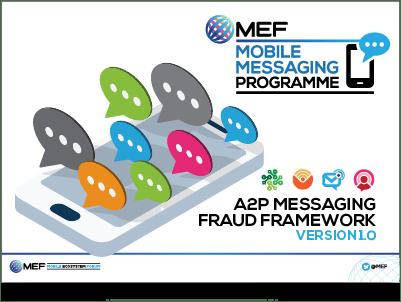 Enterprise Mobile Messaging Fraud Framework v2.0