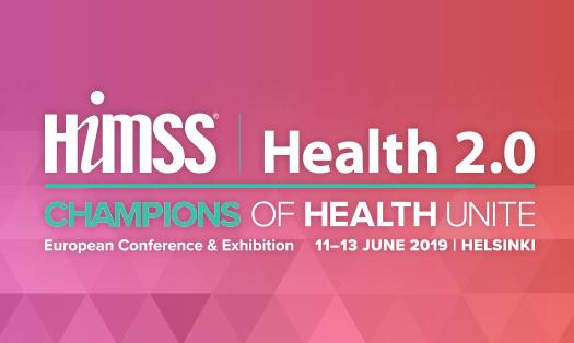 HIMSS & Health 2.0 European Conference, 11th -13th June, Helsinki