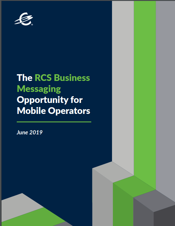 3CInteractive: The RCS Business Messaging Opportunity for Mobile Operators