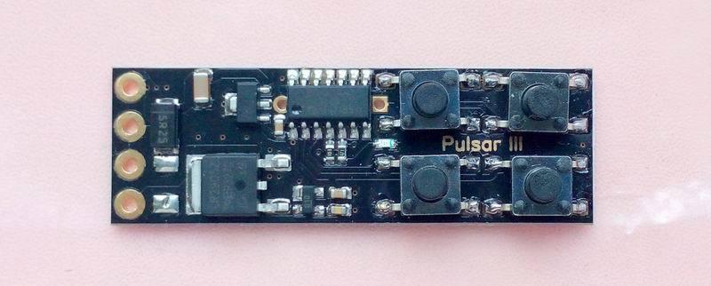 прибор для чистки форсунок Pulsar 3N