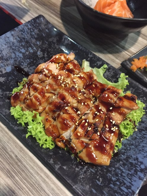 Grilled Teriyaki Chicken (best that I ever have..)