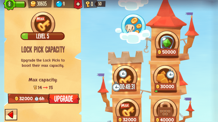 deconstructing king of thieves