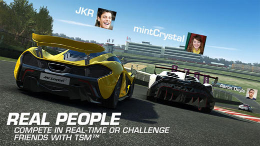 Real racing 3 online matchmaking failed