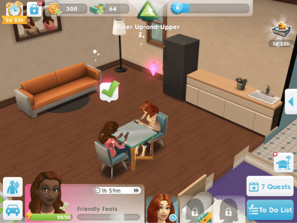 Deconstructing Sims Mobile - 24