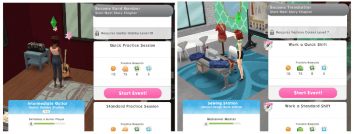 Deconstructing Sims Mobile - 41
