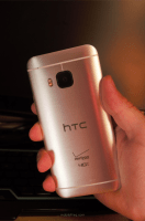 HTC One M9 in hand