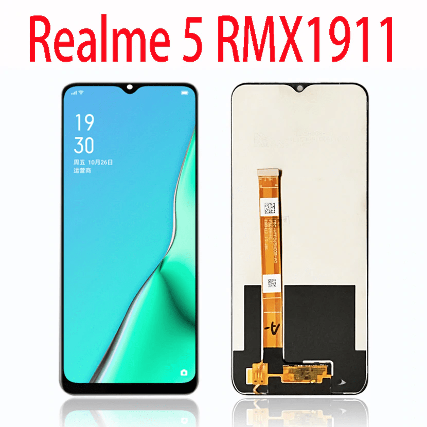 Oppo Realme 5 LCD Display Touch Screen buy in Pakistan