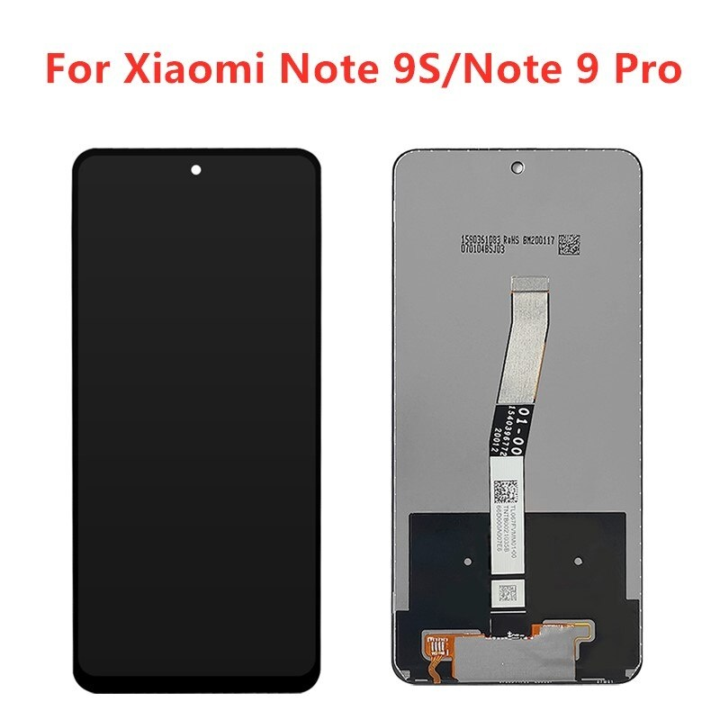 LCD Display For Xiaomi Redmi Note 9S Buy in Pakistan