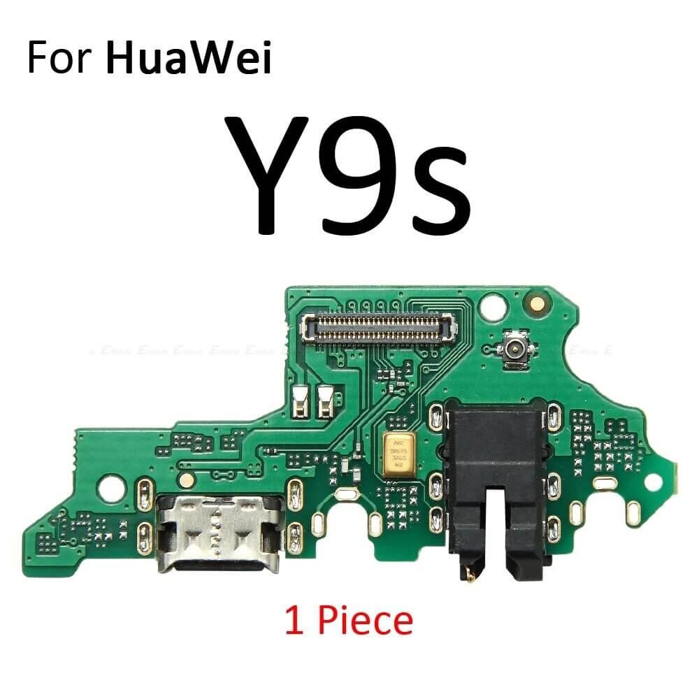 Huawei Y9s Charging Port