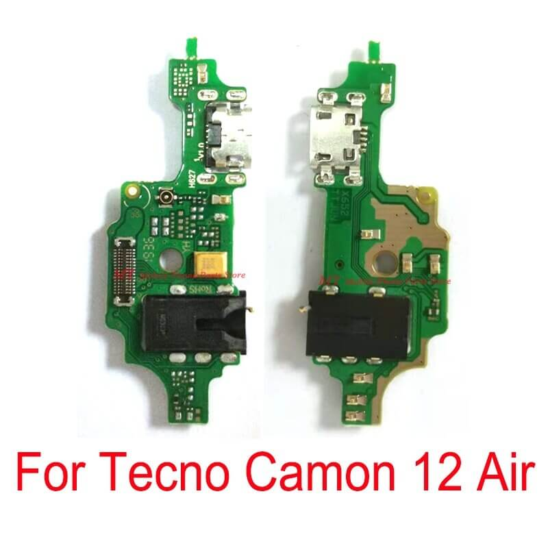 Tecno Camon Air Charging Port