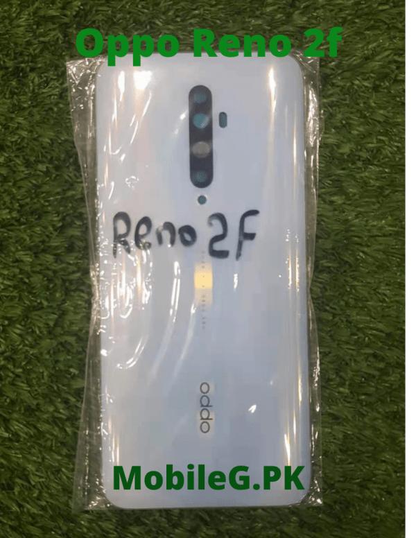 Oppo Reno 2f Back Glass Buy In Pakistan