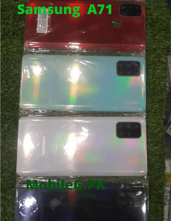 Samsung A71 Back Glass Buy In Pakistan