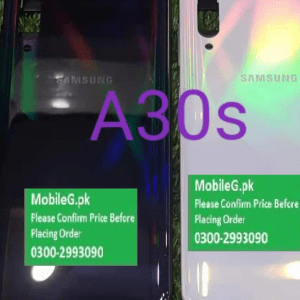 Samsung A30s Complete Housing Back Case & Middle Frame Buy In Pakistan