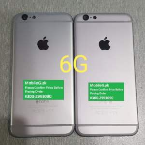 Iphone 6G Complete Housing-Casing With Middle Frame Buy In Pakistan