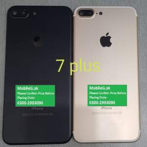 Iphone 7 Plus Complete Housing-Casing With Middle Frame Buy In Pakistan