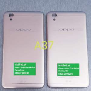 Oppo A37 Complete Housing-Casing With Middle Frame Buy In Pakistan