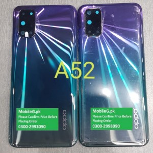 Oppo A52 Complete Housing-Casing With Middle Frame Buy In Pakistan