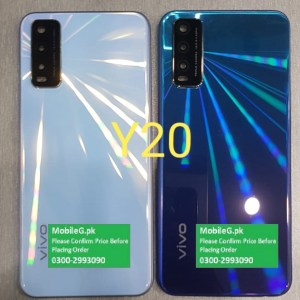 Vivo Y20 Complete Housing-Casing With Middle Frame Buy In Pakistan