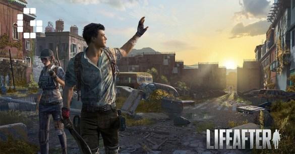 لعبة Life After