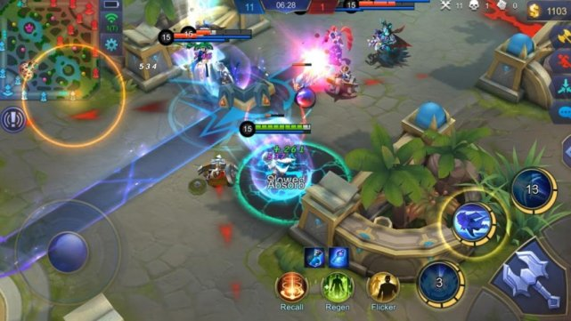 لعبة Mobile Legends