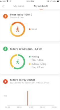 تطبيق ساعة شاومي للاندرويد و للايفون 2021