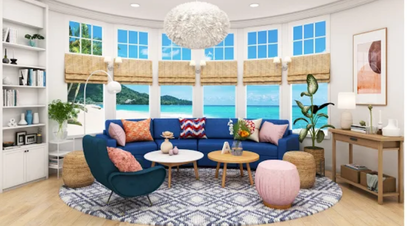 تحميل لعبة Home Design Caribbean Life