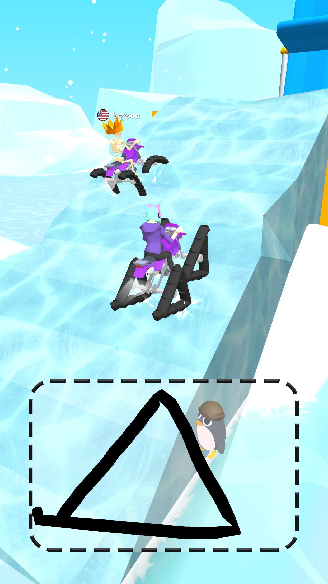 تحميل لعبة Scribble Rider للجوال مجانًا