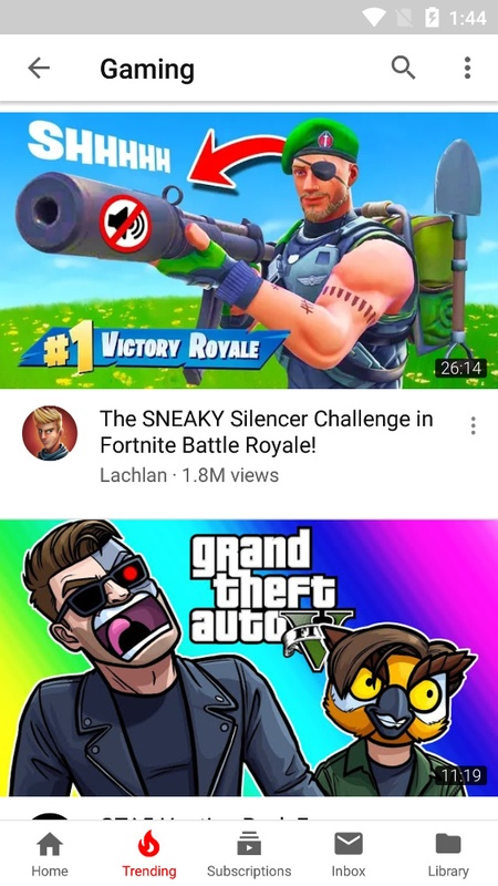 تحميل يوتيوب فانسيد 2021 YouTube Vanced APK