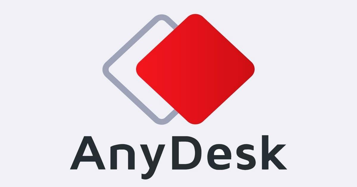 برنامج AnyDesk
