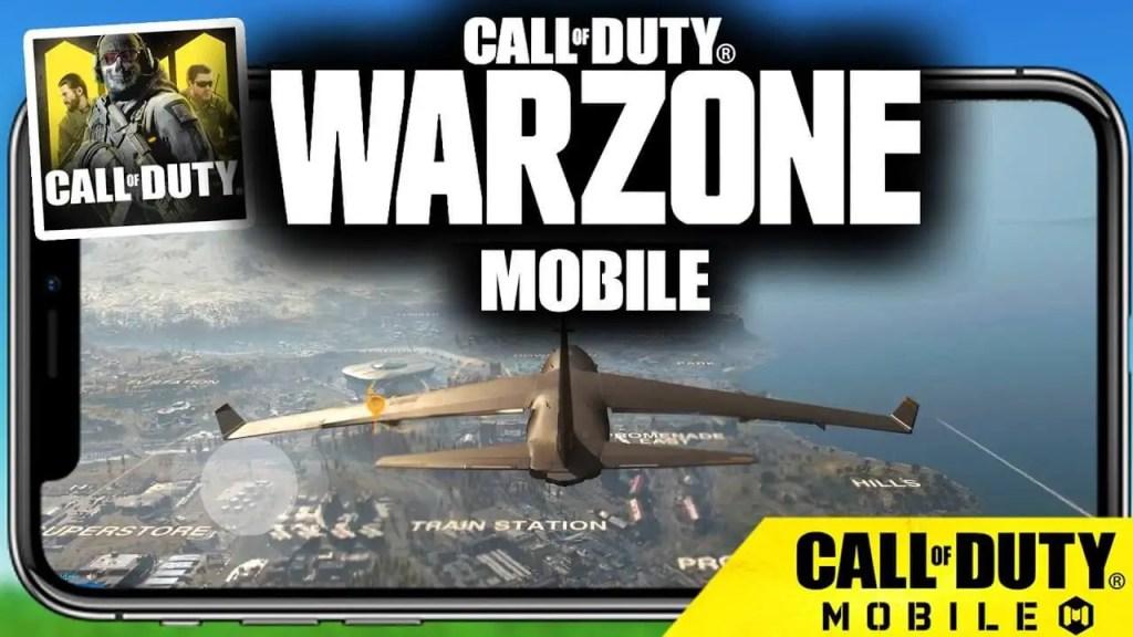 COD Mobile Warzone