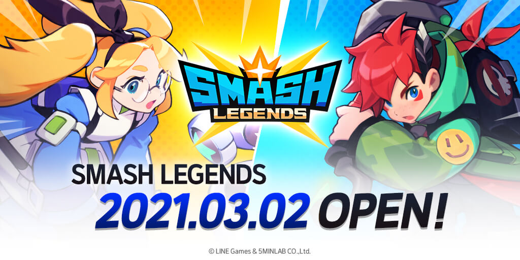 Smash Legends Early Access