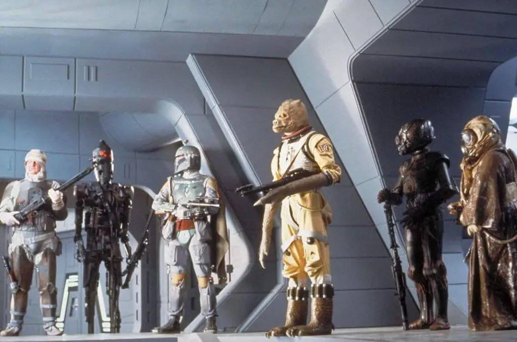 Star Wars Hunters Gameplay New
