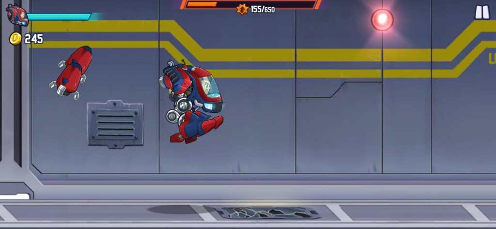 Jetpack Joyride 2 Robotic Suits