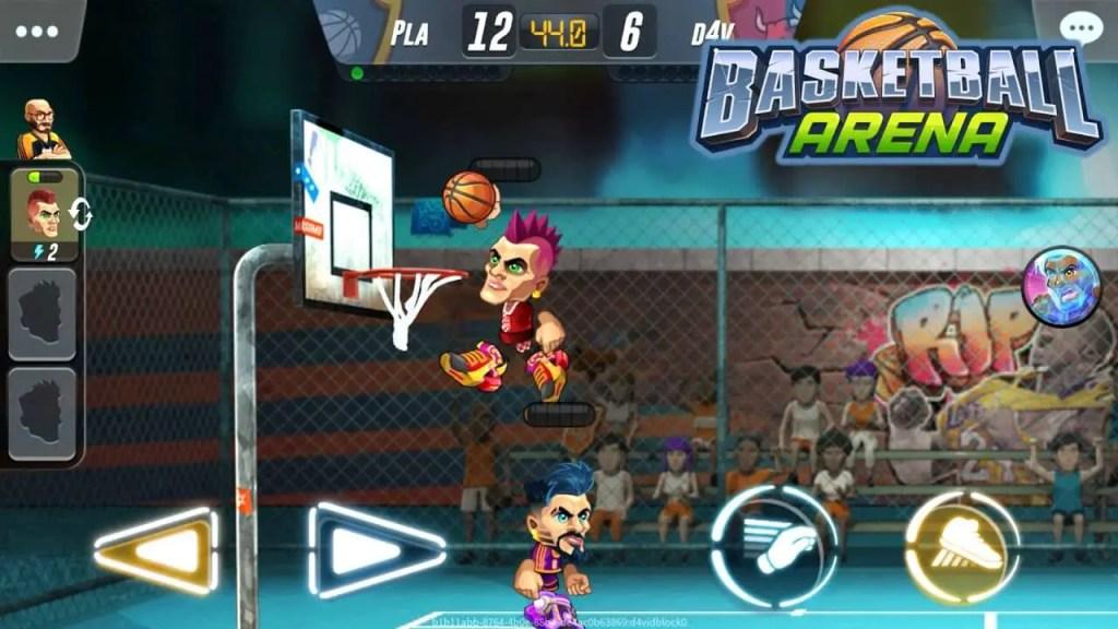 Basketball Arena Tips
