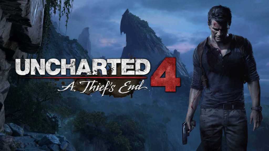 The Uncharted franchise of PlayStation
