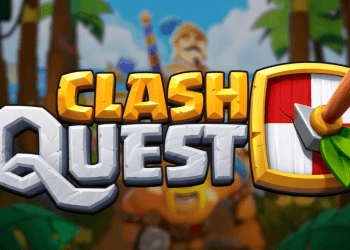 Clash Quest Logo