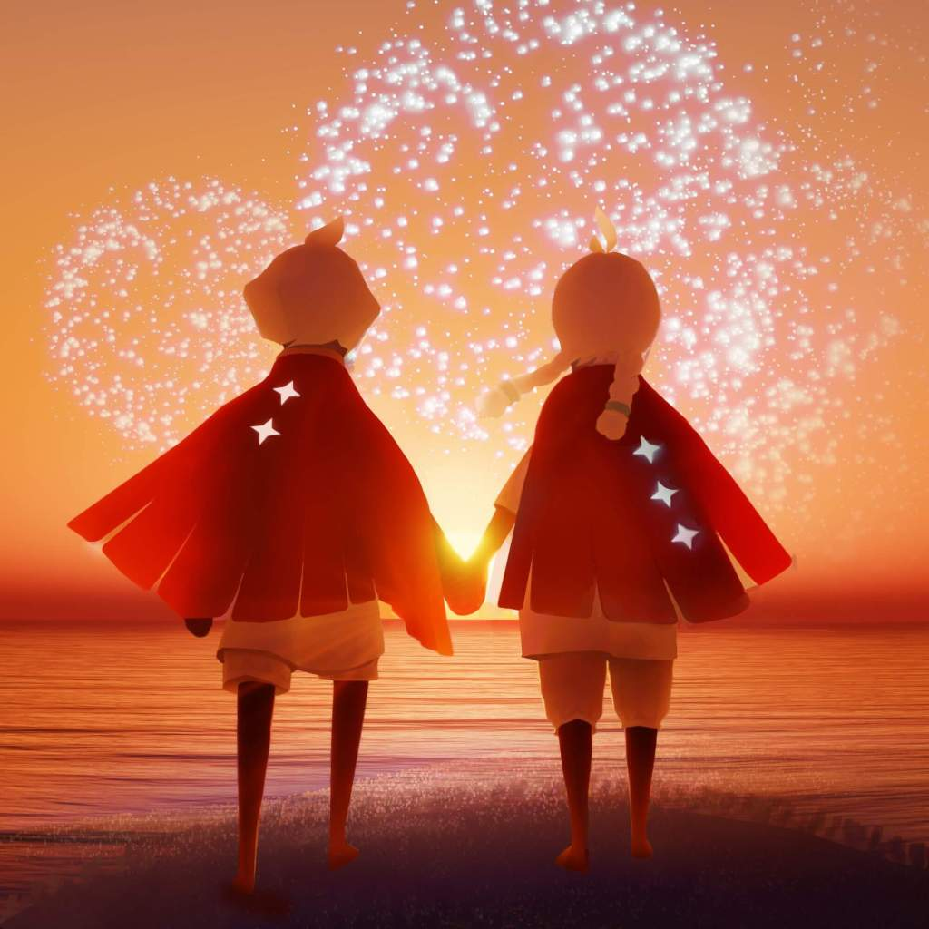 Sky: Children of Light experience