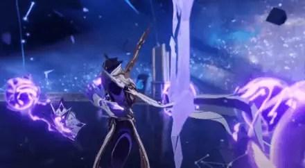 Wheel of Abyss Lector: Violet Lightning