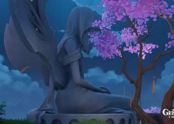 Inazuma's Statue Of The Seven logo