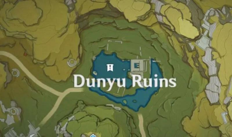Nameless Treasures at Dunyu Ruins