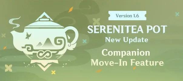 Genshin Impact 1.6 logo