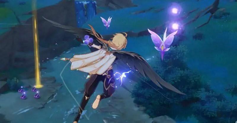 Genshin Impact 2.0 Bolt Blitz
