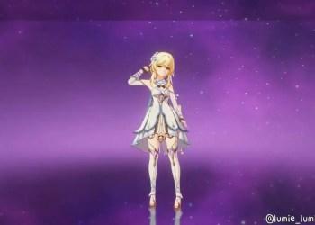 Genshin Impact 2.0 Leaks Electro Traveler