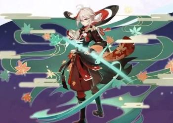 Kazuha's Story Quest logo