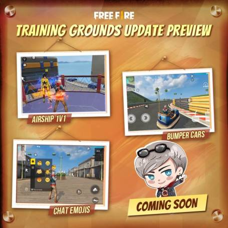 free fire training grounds