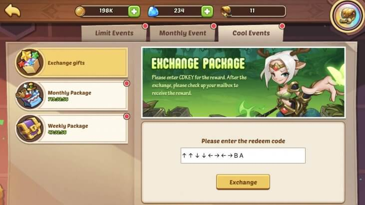 How to Redeem Idle Heroes Codes