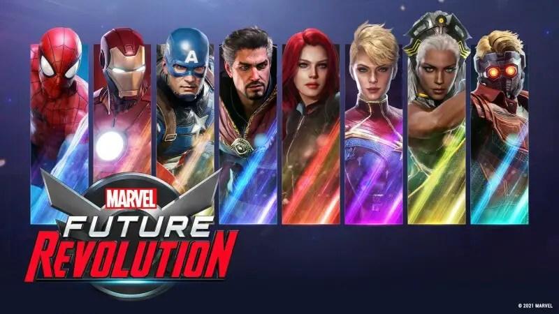 marvel future revolution characters